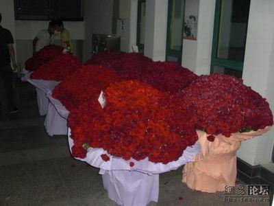 一万本のバラ03