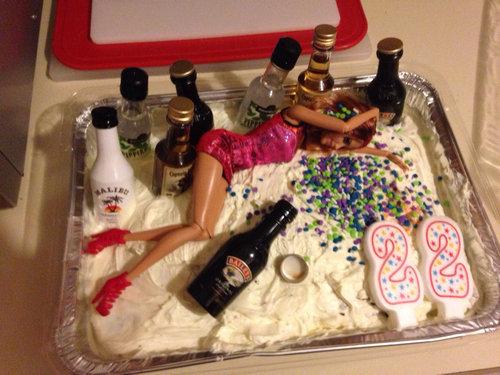 12おもしろいキャラクターケーキ
