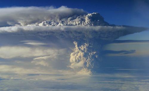 チリのプジェウエ火山04