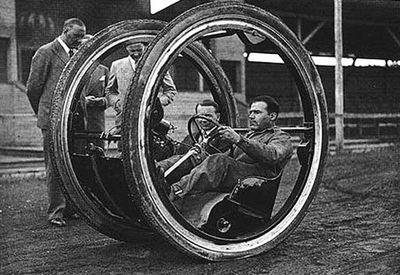 一輪車11