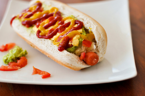 チリ:ホットドッグ