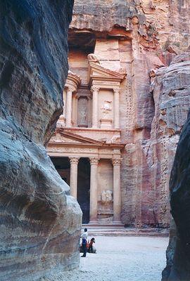 世界遺産ペトラ-ヨルダン02
