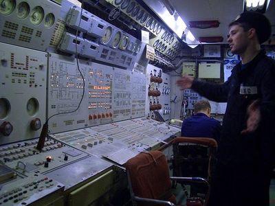 タイフーン級原子力潜水艦09