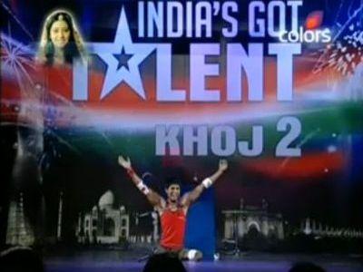 インドのタレントショー