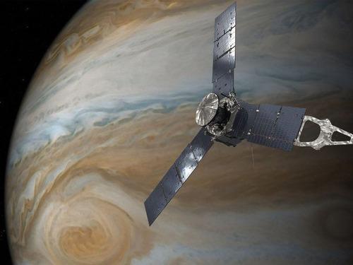 木星がゴッホの絵画のように00