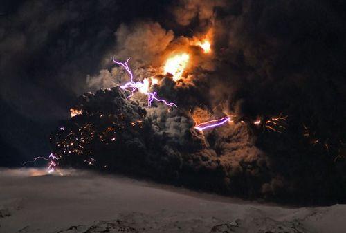 アイスランドの火山13
