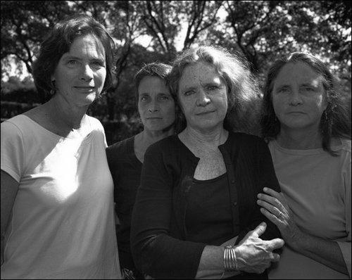 4人姉妹の毎年の写真34