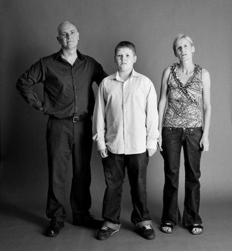 21年間の父、母、息子の写真13