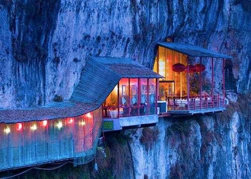 世界の絶景レストラン29