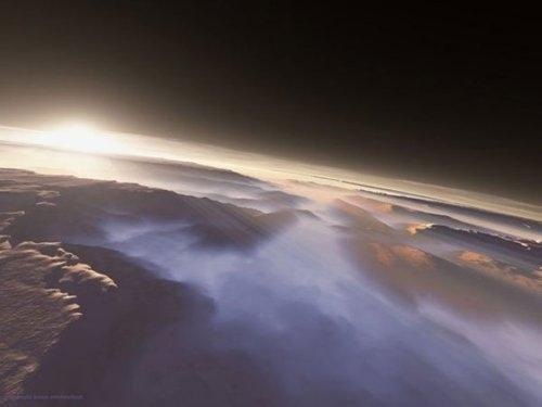 火星の朝01