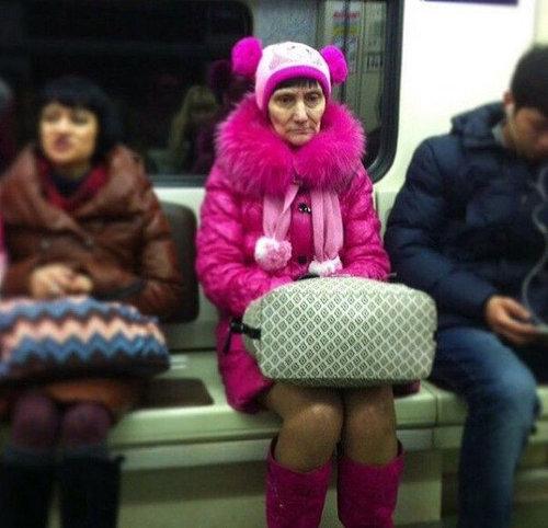 ロシアの地下鉄16