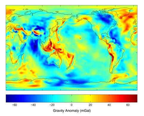 地球の重力表01
