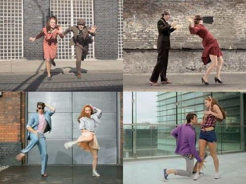 イギリスのダンスの歴史