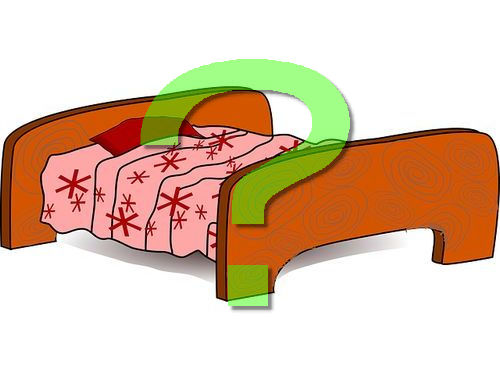 大きなベッドが欲しい00