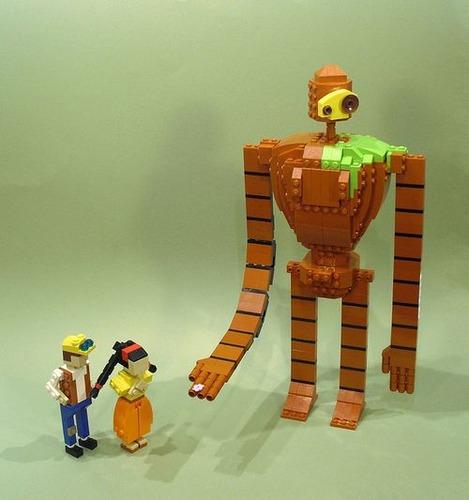 レゴでジブリ04