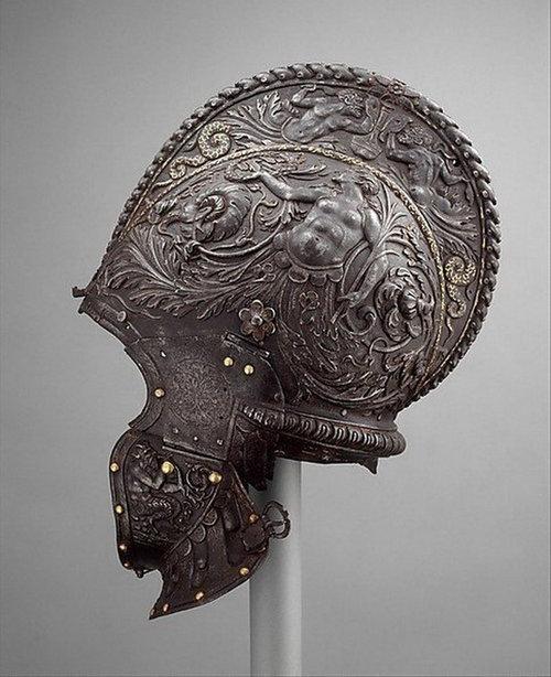 フィリッポ・ネグローリの甲冑11