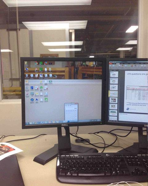 デスクトップ画面を透明にした02