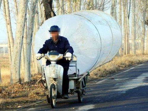 中国の天然ガス運搬01