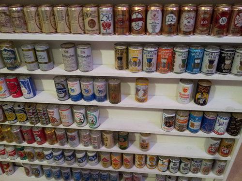 ビール缶のコレクション 018