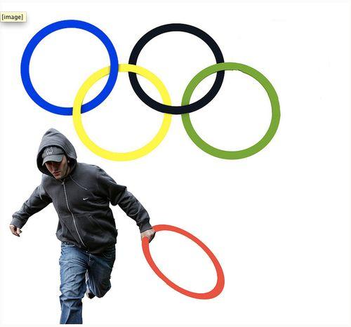 ロンドン五輪のロゴ01