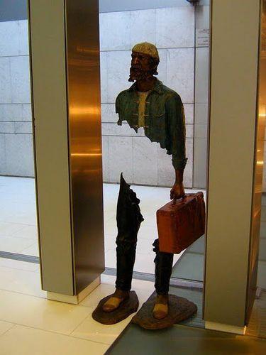 フランス人彫刻家ブルーノ・カタラーノ07