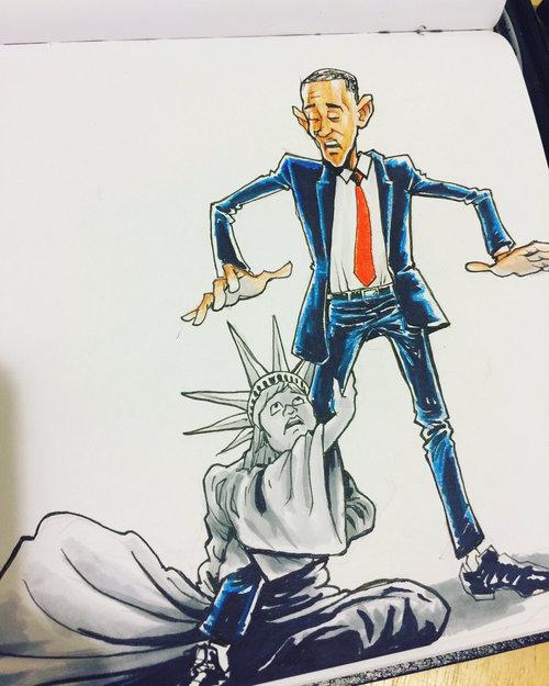 さよならオバマ大統領01