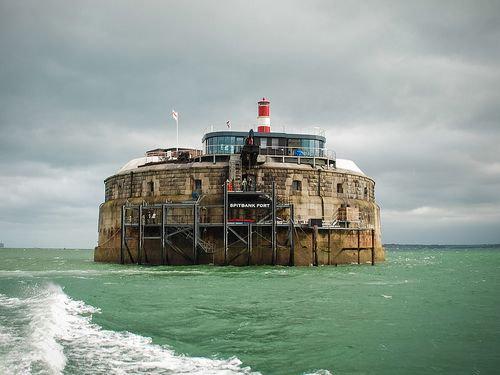 イギリスの要塞ホテル04