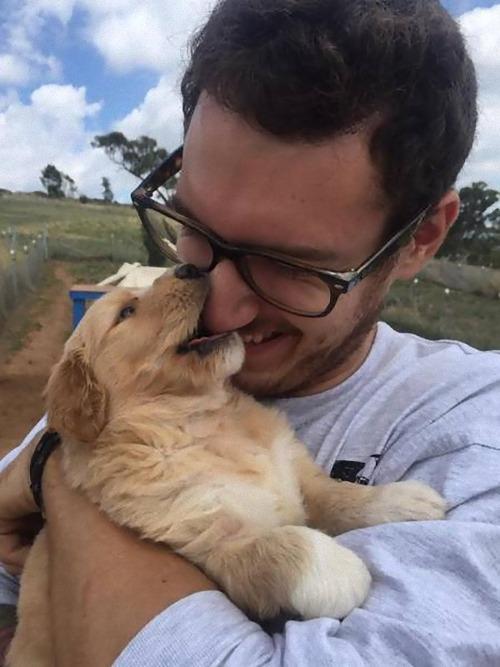 愛犬と初めて出会った日06