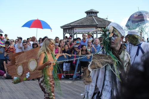 人魚パレード16