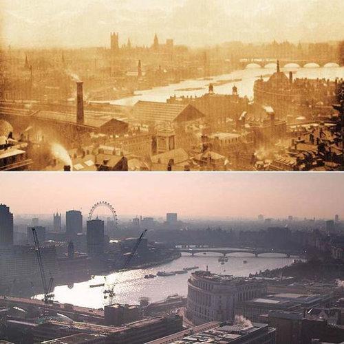ロンドンの115年04