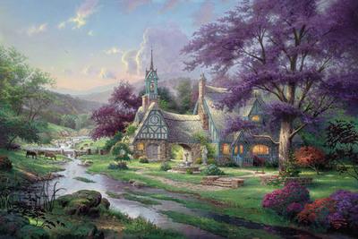 「光の画家」トーマス・キンケードの世界01