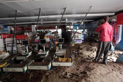 ブラジル洪水08