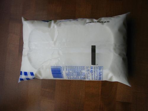 ケニヤ:ミルクバッグ500ml