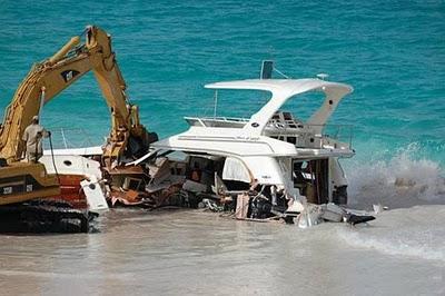 ヨットの処分06