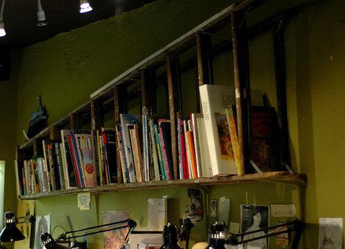 手軽に作れる本棚09