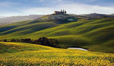イタリア・トスカーナ地方の絶景03