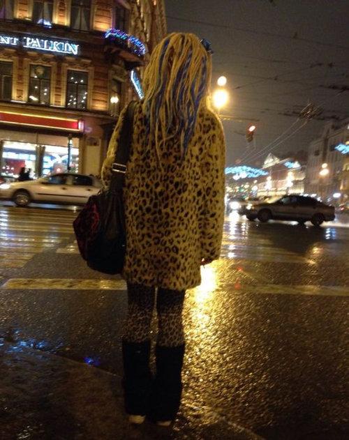 ロシアのファッション17