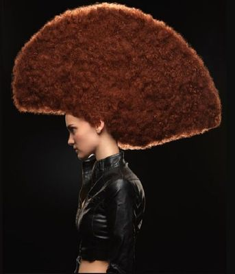 モダンなヘアスタイル05