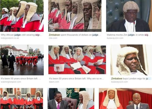 ジンバブエ裁判官のかつら01