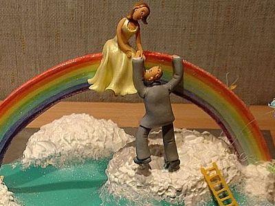 天国の結婚