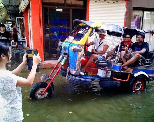 タイの洪水01