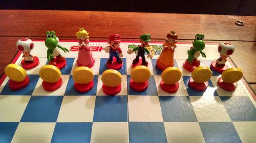 スーパーマリオ・チェス03