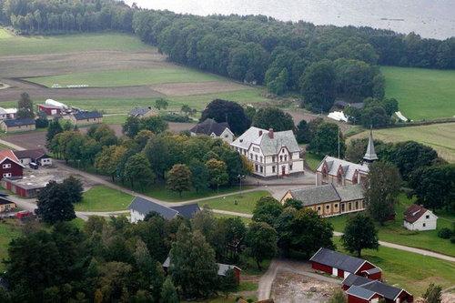 ノルウェーの刑務所の島02