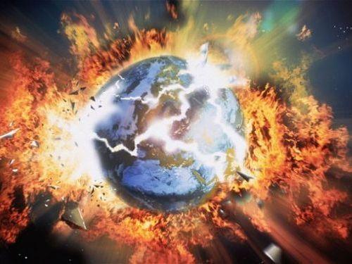 地球滅亡00