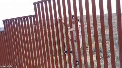 アメリカとメキシコの国境を超える簡単な方法02