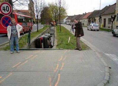 失敗した駐車03
