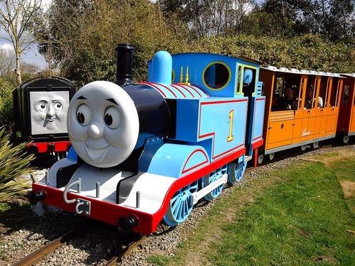 機関車トーマスの誘拐
