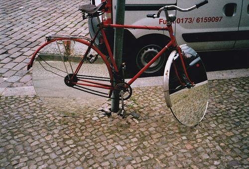 ミラー自転車01