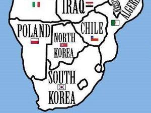 シャッフル世界地図03