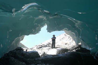 氷の洞窟10